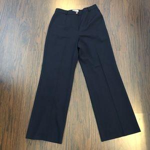 Talbots dress pants wool blend stretch size 8